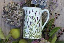 Lavender / Inspired by Norfolk Lavender.