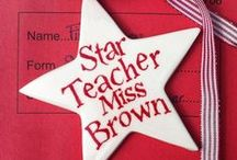 Gifts for Teachers / Do you really like your teacher? Give him or her one of these fabulous, personalised ceramics! Your grades will instantly improve!