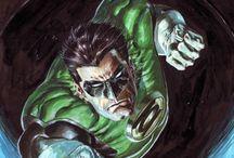 Green Lantern / by Jason Mastin