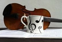 Music / Special ceramic gifts for Music Lovers.