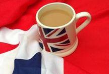 Union Jack / My Union Jack range of ceramics.