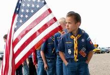 Cub Scouts--Citizenship Adventure / Citizenship belt loop, July / by Loretta Lindsey