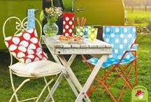 Spiegelburg Garden / Für Küche, Garten und unterwegs - Spiegelburg Garden bietet praktische Helfer und schöne Deko-Artikel im beliebten Tupfen-Design.