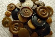 Buttons - Antique and Modern