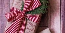 Wrapping / Great ideas for wrapping gifts