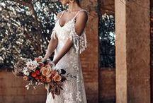 The Bride / Dresses, Make Up, HairStyle  Cabelo, Maquiagem, Penteados,