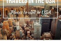 Travels in the USA / Beautiful Places you can visit in USA.