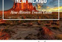 New Mexico / Travel Ideas to go To New Mexico!