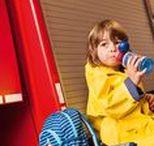 Wenn ich mal groß bin, werde ich... / Tatü, tata, die Feuerwehr ist da! Alles rund um die Feuerwehr für die Kleinen. Wasser Marsch!