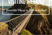 Visiting Ireland / Beautiful Places you can visit in Ireland.