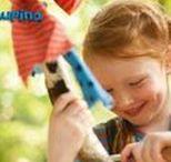 Pipa Lupina / Willkommen in der kunterbunten Welt von Pipa Lupina! Die kleine Abenteurerin liebt die Natur, Spiele und natürlich ihr Baumhaus.