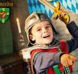 Vincelot / Für die kleinen Ritter. Perfekt um sich für die Ritterfeiern zu verkleiden