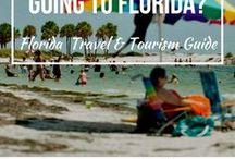Going to Florida / Travel Ideas to go To Florida.
