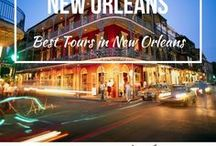 New Orleans / Beautiful Places To Travel In New Orlends.