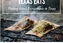 Texas Eats / All about the best restaurants in the great state of Texas. Restaurant reviews from Austin, Dallas, Houston, Galveston, San Antonio -- and many places in between!