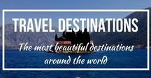 Travel Destinations / Top amazing places you may visit and the most beautiful destinations around the world you can find in here.