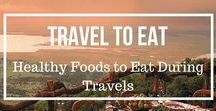 Travel to Eat / There are so many beautiful places you can find in here to travel. This is the board where you can find food, drinks, and food destinations that make your travel perfect.