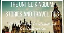 The United Kingdom: Stories and Travel Tips