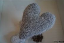 Handmade by me / Things i have knitted. I sell some of the things i make so feel free to ask if its something you like to buy.