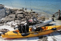 Kayaks, Canoes, and SUPs / While we specialize in paddlesport accessories and rigging kits for kayaks and canoes,  we do love to ogle the boats themselves.  Here is a compilation of kayaks, canoes, and SUPs that Yak Gear would like to paddle.