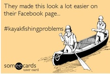 Kayak Fishing Problems