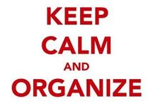 Organizing  Someday!!!!!!!!!!! / What I hope to do someday.  Organize!!! / by Jeanne