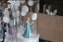 Girls frozen/winter party