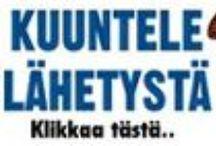 Radio Finladia / Nopein media Aurinkorannikolla - heti puskaradion jälkeen