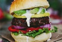 Burger / Sandwich Types / All have direct recipe links. Please be respectful and repin- thanks! / by Food & Drink Recipes