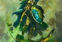 Warhammer Wood elves