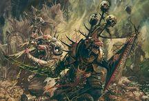 Warhammer Skaven