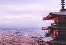 Love Japan / Voyage au cœur du Japon