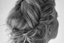 Coiffures // Hair / Idées coiffures pour tous les jours