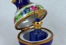 PERFUME BOTTLE antique beautiful