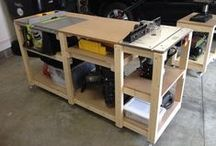 Garage - Workbench