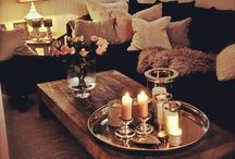 Home & decoration  / The ideal home!