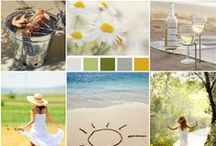 COLLAGE - Moodboard SUMMER  of photos beautiful - 3 / COLLAGE - Moodboard of photos beautiful - 3 - SUMMER