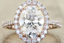 Diamonds Are Forever / Diamonds last forever. Check out some of these amazing diamond pieces.
