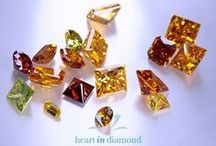 Heart In Diamond Creations / Exclusive diamonds and jewelry created by Heart In Diamond!