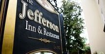 The Jefferson Inn - Come visit! / Just a small collection of images that describe our hotel. www.JeffersonInnSouthernPines.com