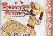 Bonnet Girls by Helen R Scott / by Jennifer Wright