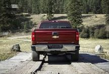 Terrific Chevrolet Trucks / There is no better truck than a Chevrolet Truck!