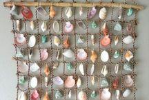 SeaShell Crafts / seashells / by Elif Denli / Uygun