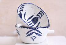 Ceramics / Beautiful ceramic wares by great designers