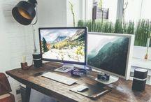 Unique Desktop & Workspaces / Unique Desktop and Workspaces | coole Arbeitsplätze