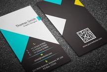 Business Cards / Business Cards Design