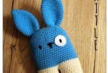 Bunny Rattle - Hasenrassel