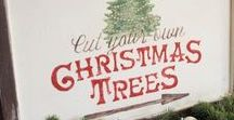 Vintage Christmas / Ornaments, decorations, cards, pints, ads ....