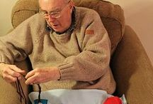 Alzheimers - Nursing Homes - Elder Friends / by Jennifer Wright