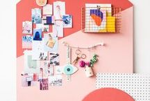 DIY & Organization / A board specific to home and work space organization inspiration and DIYs